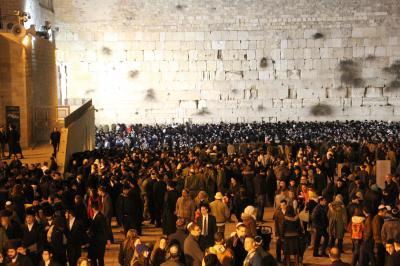 イスラエルの旅(2)~エルサレムⅡ:嘆きの壁・ユダヤ人地区~