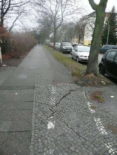 雨のベルリン、ドレースデン2011 ? アルト=マリーエンドルフ