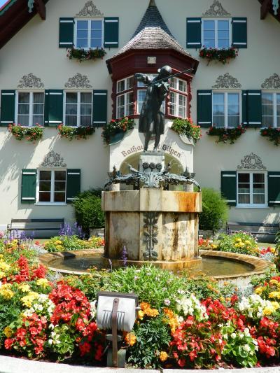 山と湖に囲まれてザルツカンマーグートで過ごす夏(5)ザンクト・ギルゲン、ヴォルフガング散策