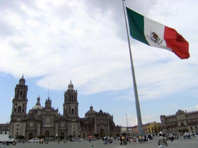 グアテマラ、メキシコ【メキシコ1-メキシコ・シティ】
