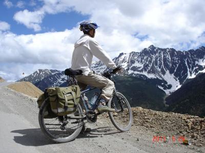 6600キロの自転車旅行(中国)