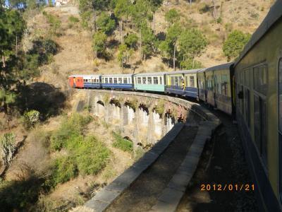 2012年春節 1月21日 デリー、シムラ、ジャイプール、ボーパール、サーンチー、ヴァーラーナスィー旅行