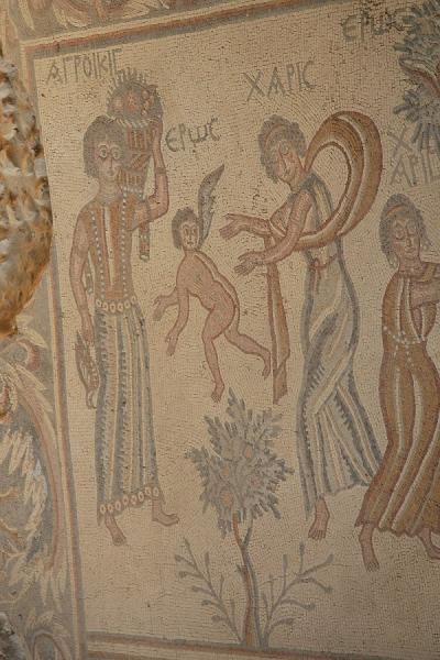 古代のモザイク画の街マダバ&イスラエルへの国境越えレポート