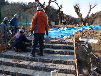 鎌倉永福寺跡の整備