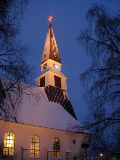 素晴らしいオーロラを見て、世の中を考える③(ロヴァニエミ:Rovaniemi)
