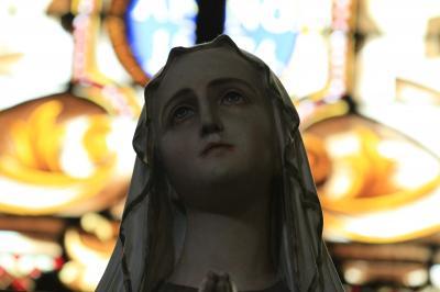 【欧州旅行22日目】 ベルサイユ宮殿の近くにある教会 「Eglise Notre-Dame (ノートルダム寺院)」