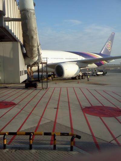 タイ航空でタイ旅行