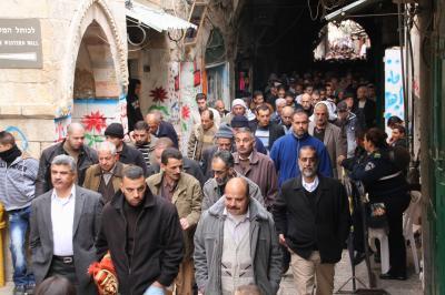 イスラエルの旅(5)~エルサレムⅤ:旧市街イスラム地区~