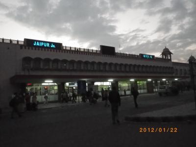 2012年春節 1月22日 デリー、シムラ、ジャイプール、ボーパール、サーンチー、ヴァーラーナスィー旅行