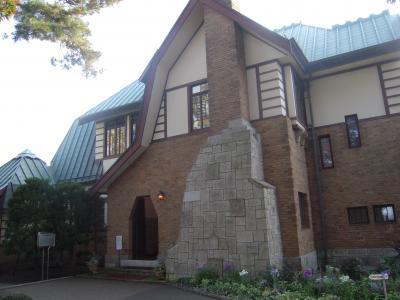 山本有三記念館訪問