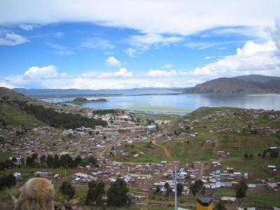 ペルーを旅する ~プーノ、チチカカ湖へ~