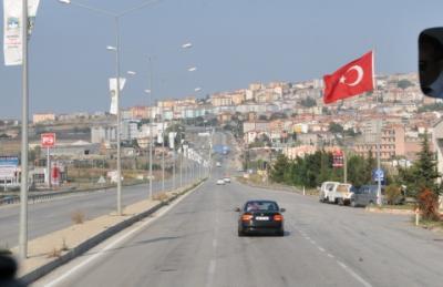 2010年トルコ旅行記 その1 イスタンブールからダーダネルス海峡を渡りトロイへ