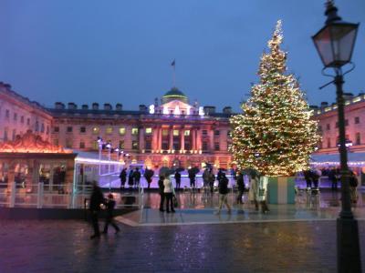 2012正月 12年ぶりのロンドン滞在記(2)セントポール大聖堂・ロンドン塔・コートールド美術館