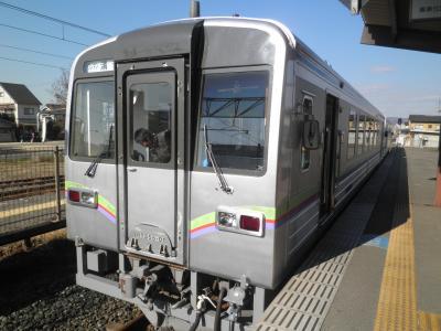 20120108 18切符ぶらり旅①井原鉄道ワンコインデー