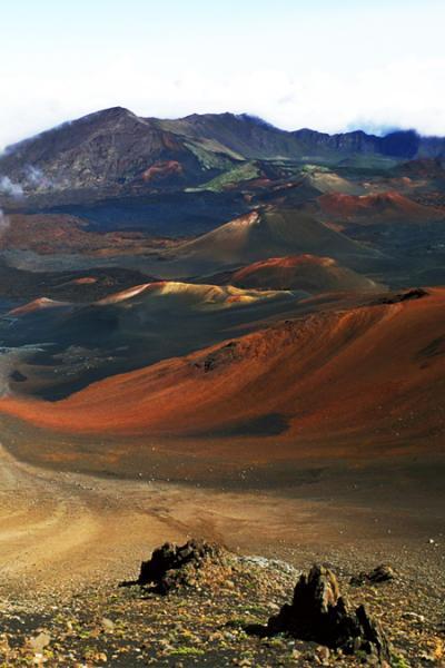 ハワイ諸島周遊ドライブ  ★ ハレアカラ国立公園周辺 ★