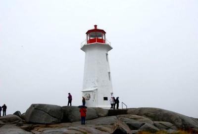 紅葉のカナダクルーズ  ⑬  ハリファックスの観光 ①