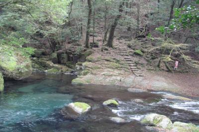 九州秘境歴史ロマンの旅3日間2ー1日目熊本県(菊池、阿蘇)