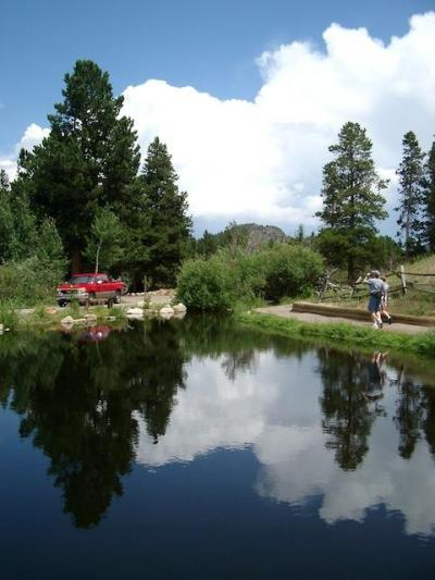 Rocky Mountain National Park (2002年夏の旅行記)