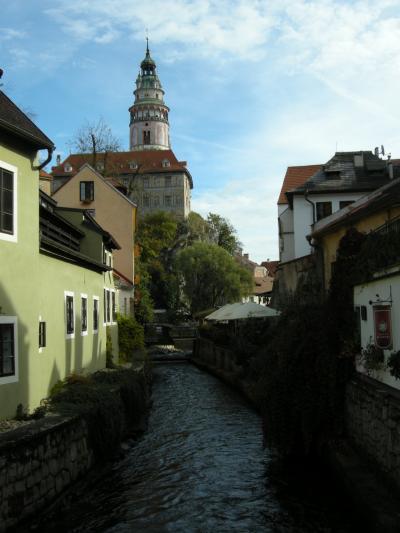 プラハ、ブダペスト、ウィーンを一人でさまよう旅~フォトジェニックな町、チェスキー・クルムロフ