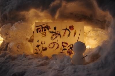 ひとりたび『小樽雪あかりの路』