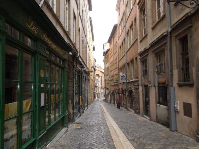 美食の町リヨン食べ歩き