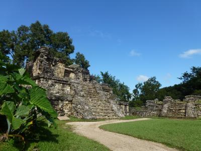 メキシコ 魅惑のマヤ・ロマンの旅路 ⑤ パレンケ