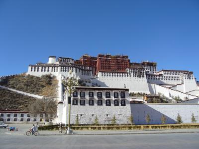 初めての中国2007 成都、ラサ、上海