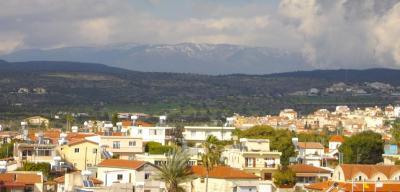 キプロス ふれあい一人旅:第1・2泊目。