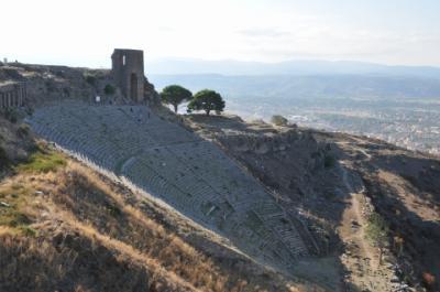 2010年トルコ旅行記 その4 ベルガマ遺跡探訪