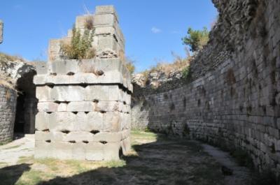 2010年トルコ旅行記 その5 アスクレピオン(古代の病院)探訪