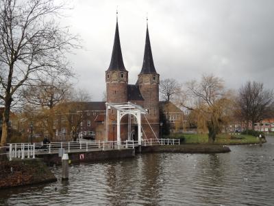 デルフト(オランダ一人旅)2012