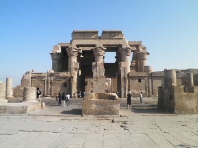 エジプト2010−2011年末年始旅行記 【8】コムオンボ