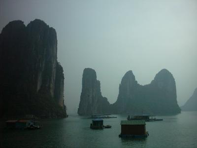 ベトナム・ハノイからお勧め最低1泊はしたい神話まつわるハロン湾