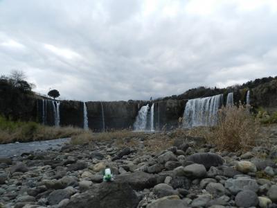 日本の滝百選『原尻の滝』◆2011年年末・南九州4県の旅≪その11≫