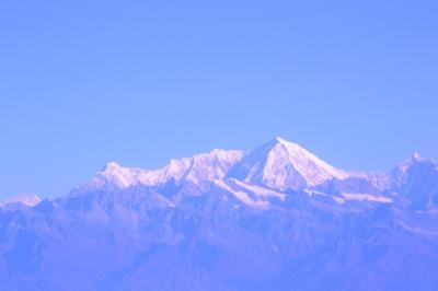 ネパール観光とジョムソントレッキング(その5)空からのエベレスト遊覧