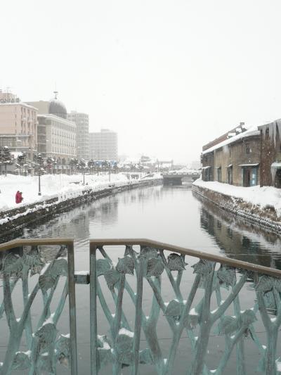 純白の北海道《札幌・小樽》ーその2ー