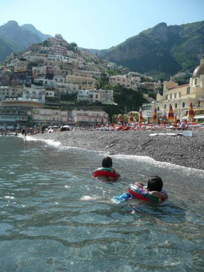 子連れで南イタリア①