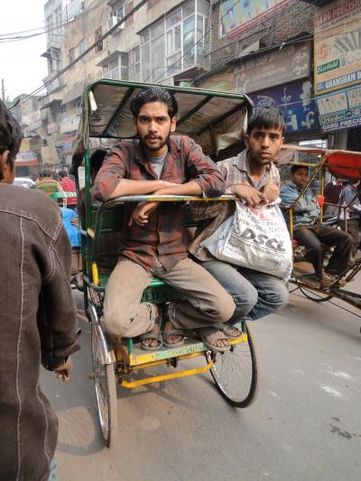 インドに行くと人は強くなる。【デリー】
