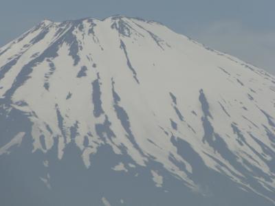 番外編 箱根まで来た時に富士山が見られるか否かは 運次第です!!