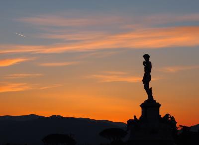 2012'真冬の煌き イタリアの天使達 フィレンツェ1