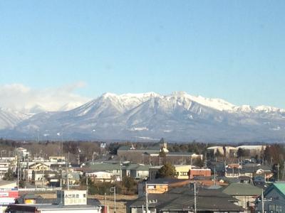 2012年02月 東北新幹線から見る山々と宇都宮と那須塩原周辺に行ってきました。