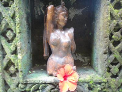 #1ウブド前編 夢のリゾートバリ島へ女一人旅 ゆっくりのんびり3泊4日