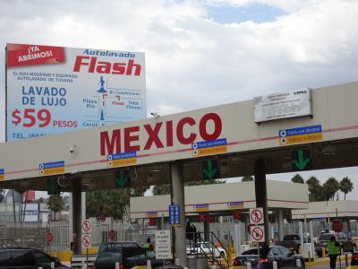 ロサンゼルス2011【メキシコ日帰り】