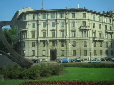 初ヨーロッパ!イタリア① 2009年6月24日~7月2日 ミラノ編