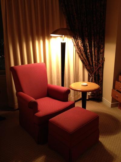 ホテルステイ ~近場でのんびり~ウェスティンホテル大阪 その2 お部屋探索