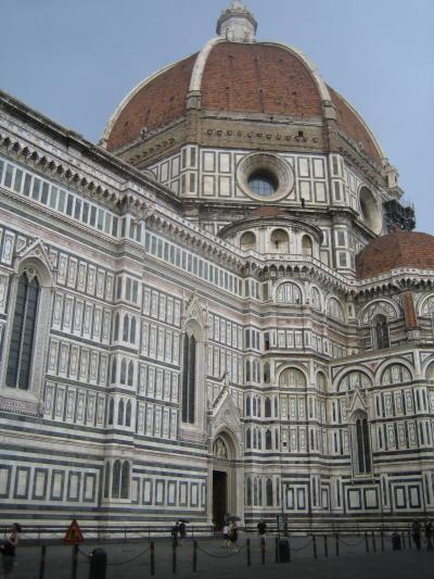 初ヨーロッパ!イタリア③ 2009年6月24日~7月2日 ピサの斜塔、フィレンツェ編