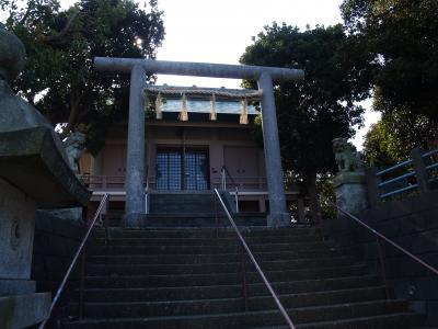 桂公田神明社(横浜市栄区公田町)