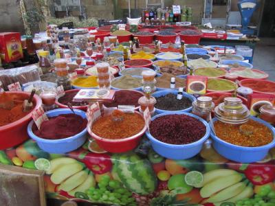 2011年コーカサス3カ国旅行第11日目(2)エレヴァン:自由市場散策と博物館を2つ梯子できた午後の市内観光