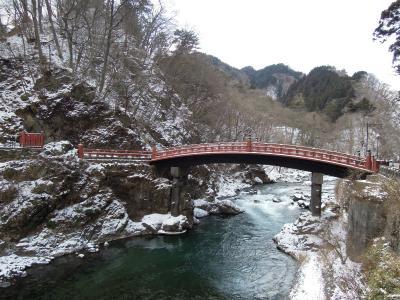 雪見温泉を求めて その5 中禅寺