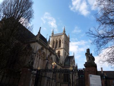 2012年2月 ロンドンからケンブリッジへ日帰りの旅(自転車つき)